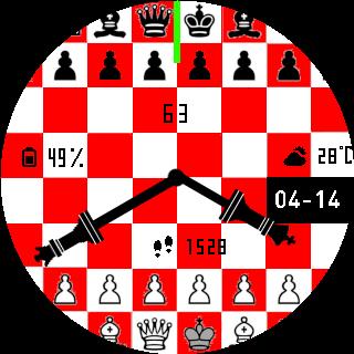 esfera de ajedrez de stratos