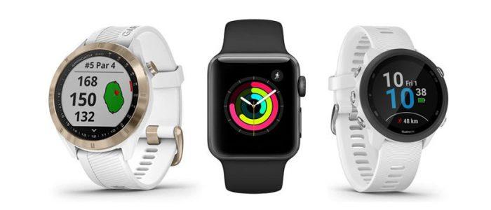 mejores smartwatch deportivos 2020