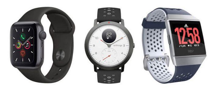 smartwatch para nadar