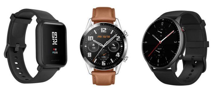 relojes inteligentes con mayor autonomía