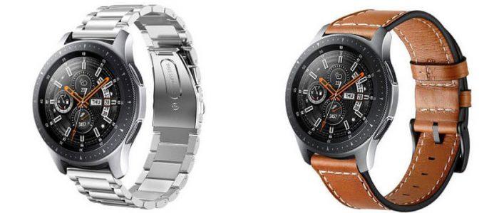 mejores pulseras para samsung galaxy watch