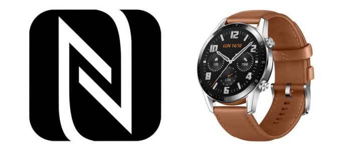 nfc huawei watch gt 2