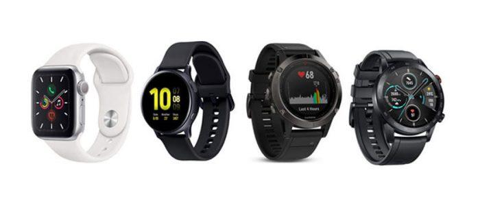 mejores relojes inteligentes para hombre