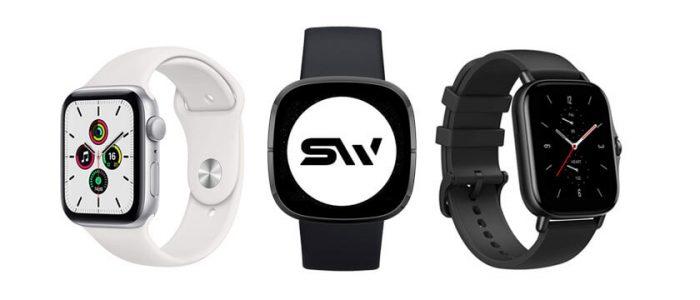 mejores relojes inteligentes cuadrados y rectangulares